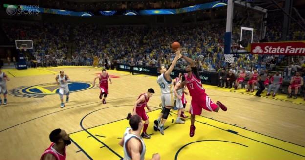 NBA 2K14 Screenshot #59 for Xbox 360
