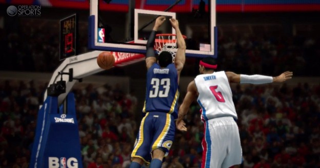 NBA 2K14 Screenshot #64 for Xbox 360