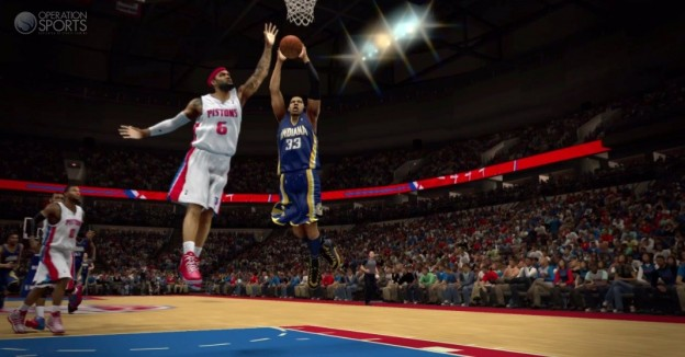 NBA 2K14 Screenshot #65 for Xbox 360