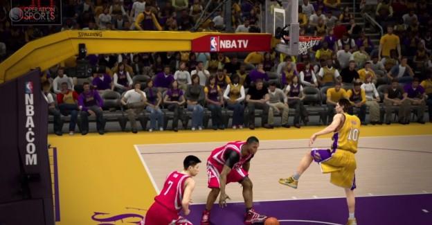 NBA 2K14 Screenshot #74 for Xbox 360