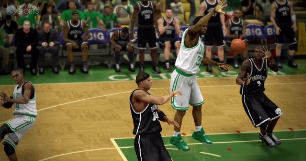 NBA 2K14 Screenshot #84 for Xbox 360