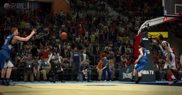 NBA 2K14 Screenshot #89 for Xbox 360