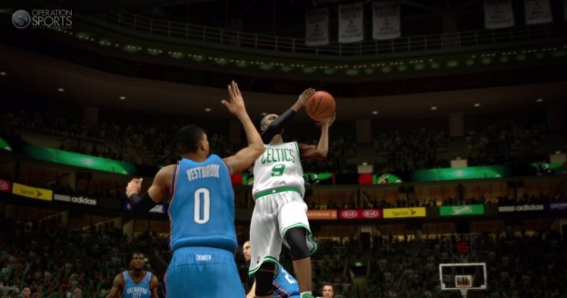 NBA 2K14 Screenshot #94 for Xbox 360