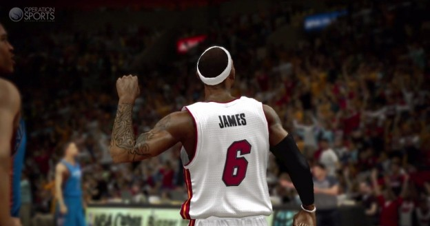 NBA 2K14 Screenshot #103 for Xbox 360