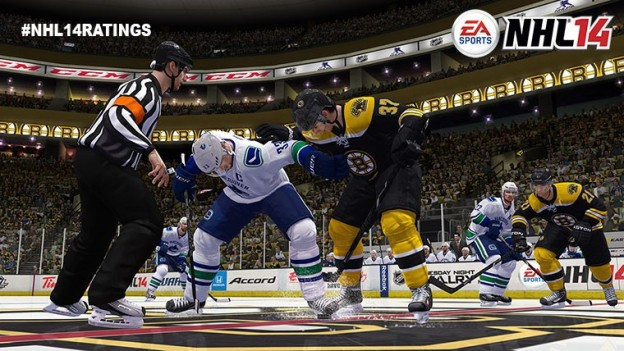 NHL 14 Screenshot #125 for Xbox 360