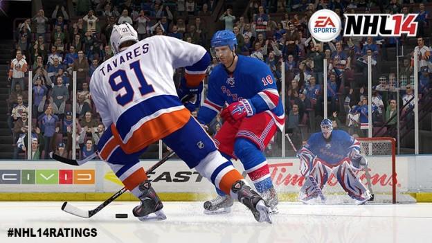 NHL 14 Screenshot #126 for Xbox 360