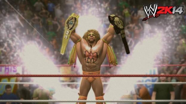 WWE 2K14 Screenshot #28 for PS3