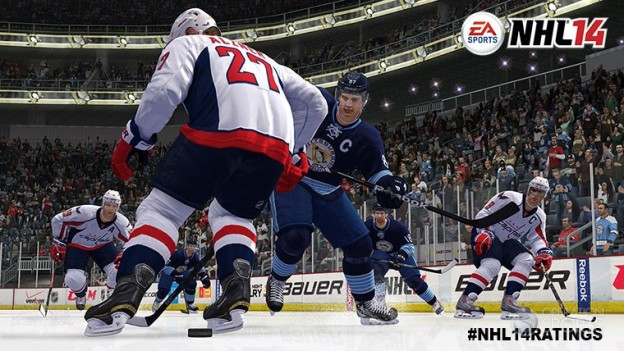 NHL 14 Screenshot #127 for Xbox 360