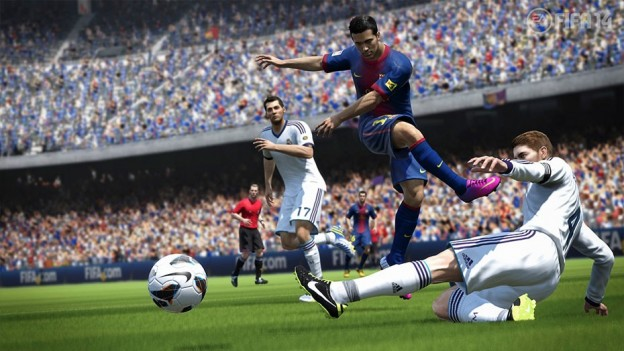 FIFA Soccer 14 Screenshot #5 for PC