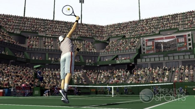 Smash Court Tennis 3 Screenshot #1 for Xbox 360
