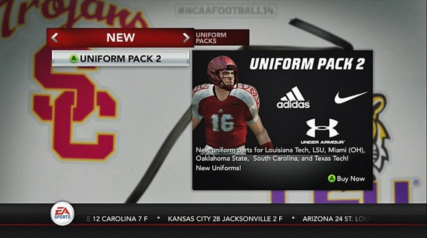 NCAA Football 14 Screenshot #258 for Xbox 360