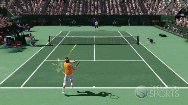 Smash Court Tennis 3 Screenshot #2 for Xbox 360