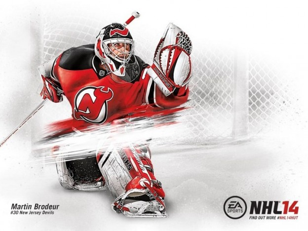 NHL 14 Screenshot #130 for Xbox 360