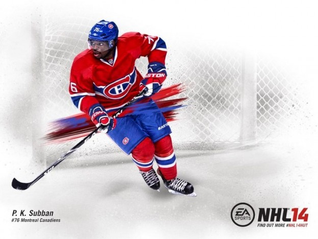 NHL 14 Screenshot #133 for Xbox 360