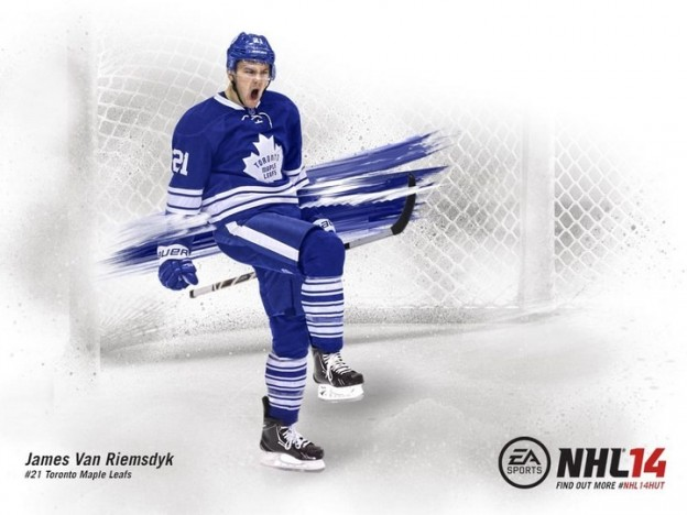 NHL 14 Screenshot #134 for Xbox 360