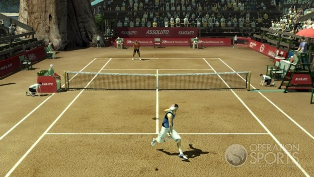 Smash Court Tennis 3 Screenshot #3 for Xbox 360