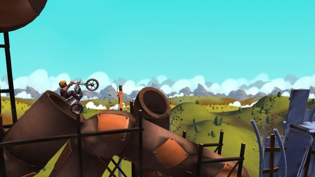 Trials Frontier Screenshot #1 for iOS