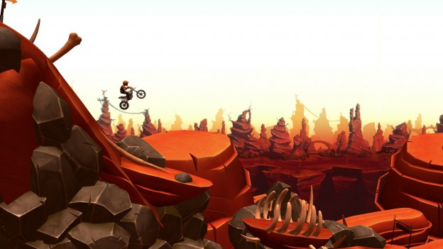 Trials Frontier Screenshot #2 for iOS