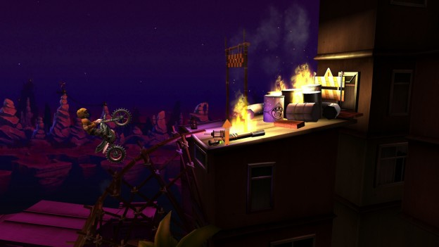 Trials Frontier Screenshot #3 for iOS