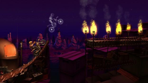 Trials Frontier Screenshot #4 for iOS