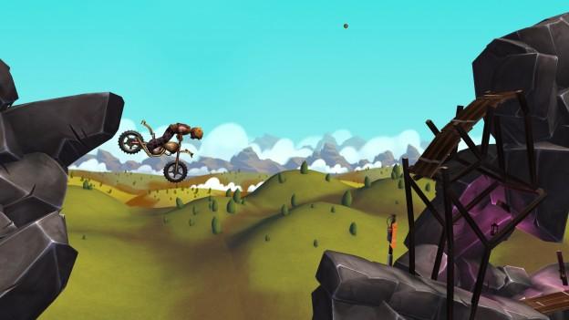 Trials Frontier Screenshot #5 for iOS
