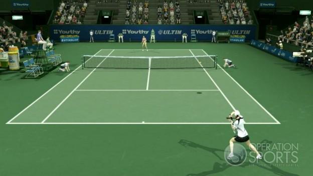 Smash Court Tennis 3 Screenshot #4 for Xbox 360