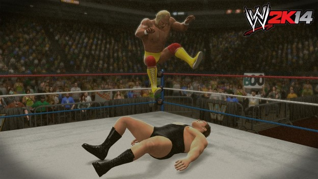 WWE 2K14 Screenshot #31 for PS3