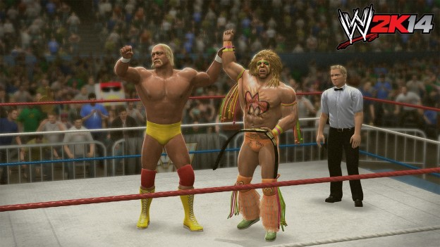 WWE 2K14 Screenshot #35 for PS3