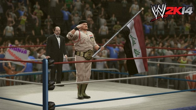 WWE 2K14 Screenshot #36 for PS3