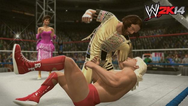 WWE 2K14 Screenshot #37 for PS3