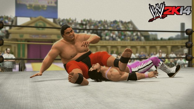 WWE 2K14 Screenshot #38 for PS3