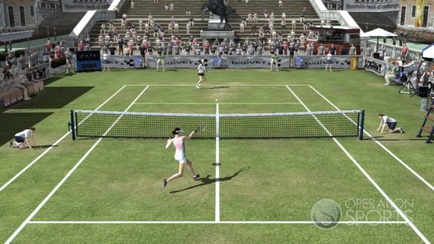 Smash Court Tennis 3 Screenshot #6 for Xbox 360