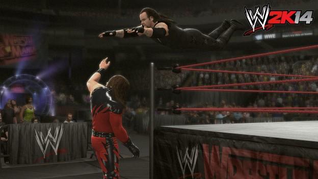 WWE 2K14 Screenshot #46 for PS3