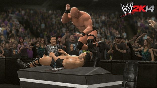 WWE 2K14 Screenshot #47 for PS3