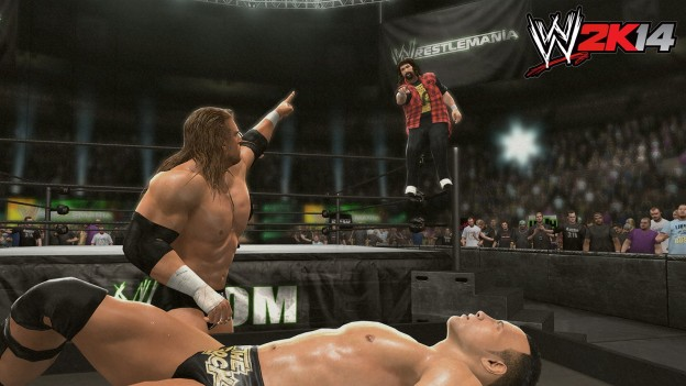 WWE 2K14 Screenshot #48 for PS3