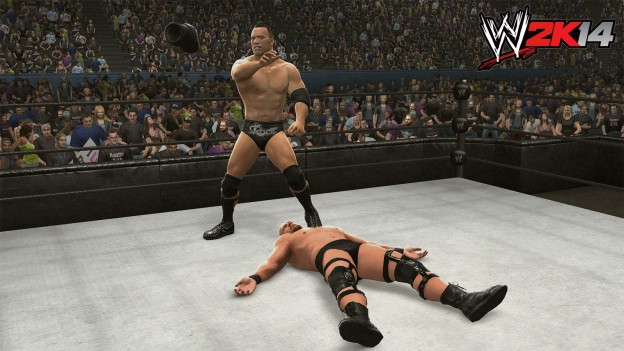 WWE 2K14 Screenshot #49 for PS3