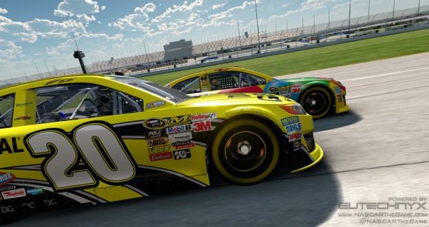 NASCAR The Game: Inside Line Screenshot #43 for Xbox 360
