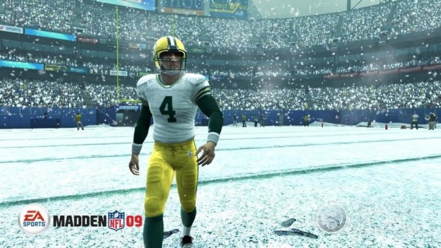 Madden NFL 09 Screenshot #4 for Xbox 360