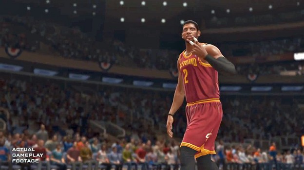 NBA Live 14 Screenshot #28 for Xbox One
