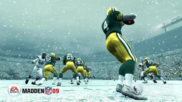 Madden NFL 09 Screenshot #5 for Xbox 360