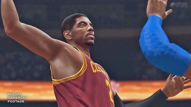 NBA Live 14 Screenshot #5 for PS4