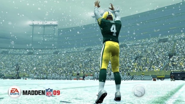 Madden NFL 09 Screenshot #6 for Xbox 360