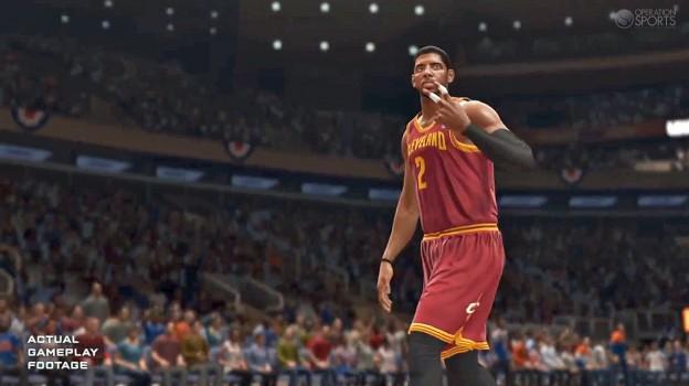 NBA Live 14 Screenshot #11 for PS4