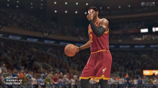 NBA Live 14 Screenshot #12 for PS4