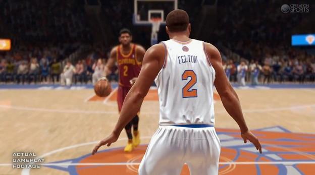NBA Live 14 Screenshot #13 for PS4
