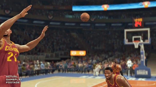 NBA Live 14 Screenshot #15 for PS4