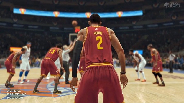 NBA Live 14 Screenshot #16 for PS4
