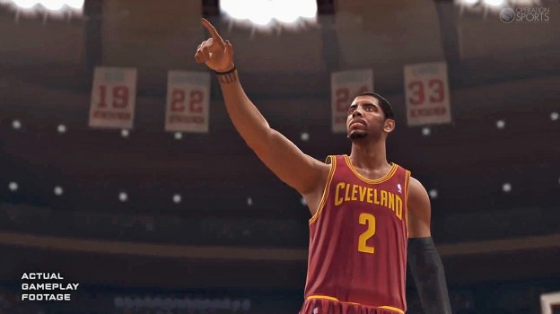 NBA Live 14 Screenshot #20 for PS4