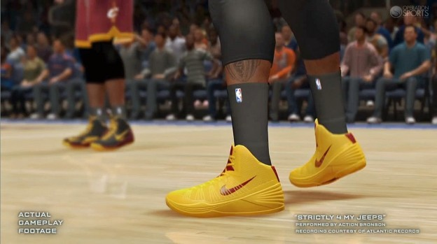 NBA Live 14 Screenshot #22 for PS4