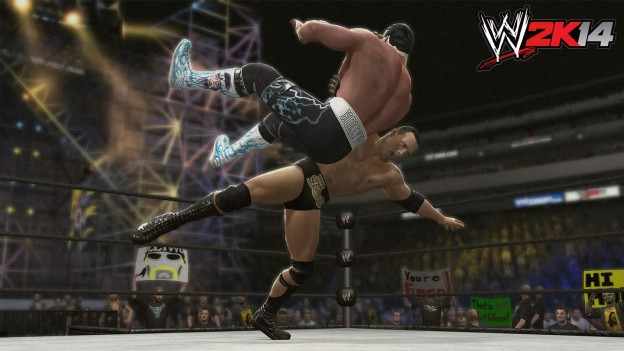 WWE 2K14 Screenshot #50 for PS3